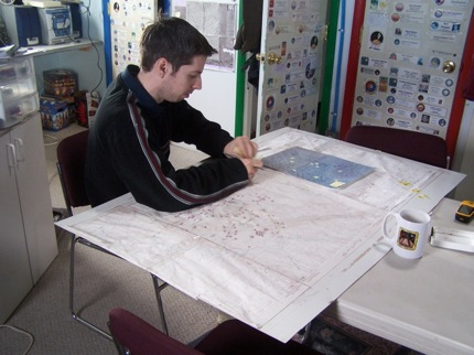 MDRS: Kerry planning