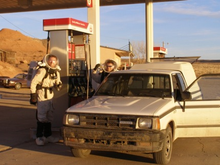 MDRS: Refuelling