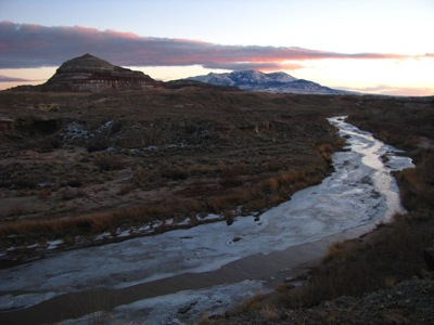 MDRS: Utah landscape