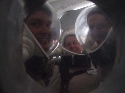 MDRS: Airlock crew